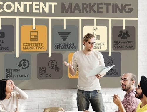 Don't Dive Into Content Marketing Without A Clear Strategy!